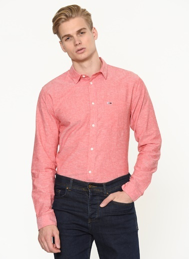 Tommy Hilfiger Gömlek Renkli